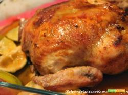 Pollo alle spezie cajun e lime