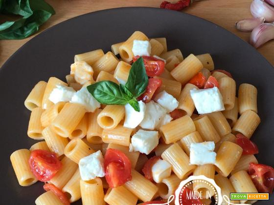 Pasta made in italy