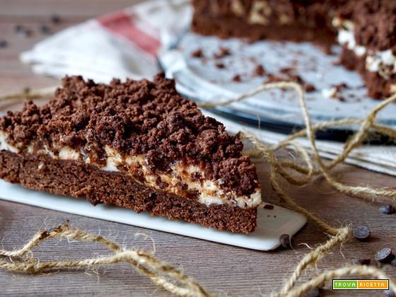 Sbriciolata al Cacao e Ricotta