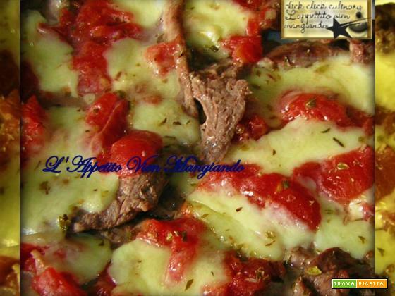 Scaloppine Tonno e Pizzaiola al forno Veloci…