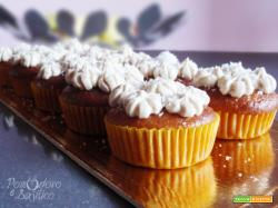Cupcakes al cocco e lime