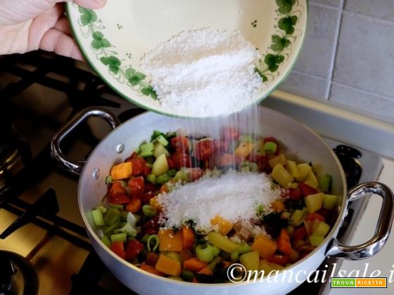 Il dado vegetale home-made!