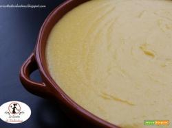 Ricetta base: preparare la polenta con il Bimby