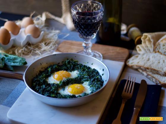 Uova alla fiorentina