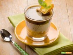 Dolce ricotta e caffè , un dessert veloce e sano