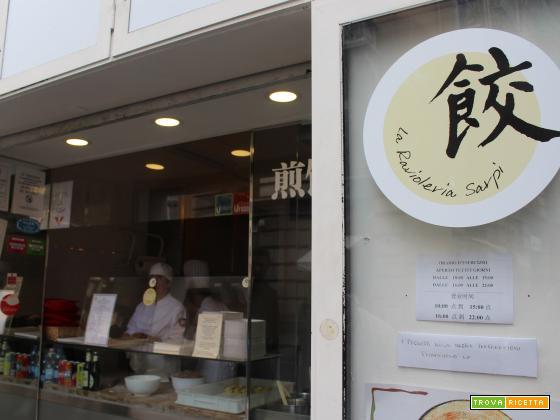Ravioleria Sarpi: lo street food cinese di Milano