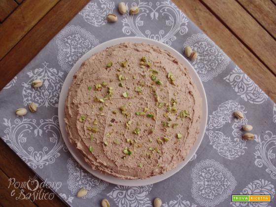 Torta Ciocco Pistacchio