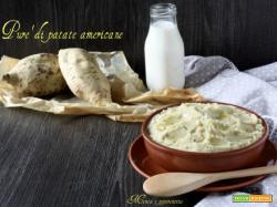 Purè di patate americane
