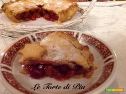 Cherry Pie #sfidaprelibata