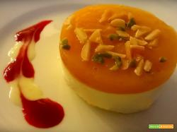 Minicheesecakes al melone