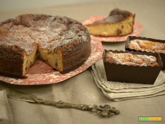Torta Putana gentile#ricettedirecupero