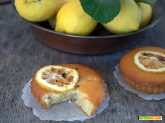Tortini al limone di Sorrento