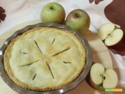 Apple pie: la torta di mele americana