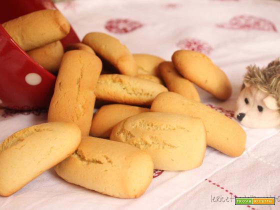 Biscotti da inzuppo: perfetti per il t!