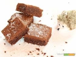 Brownies al cocco: il classico dolce americano!