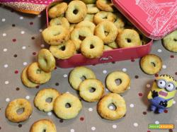 Ciambelline biscottate: Ciambiscotti