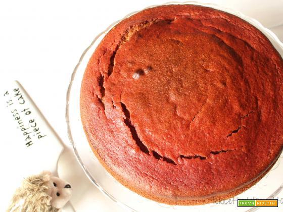 Torta barbabietole e cioccolato