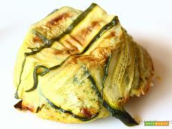 Tortini di zucchine: buon 25 Aprile!