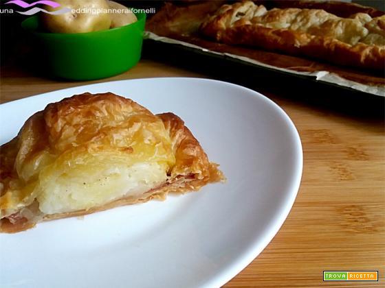 Rustico patate e salame