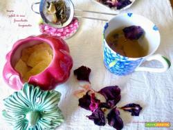 Tisana petali di rosa finocchietto e bergamotto