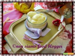 La Crema Pasticcera con un solo uovo, ricetta facile