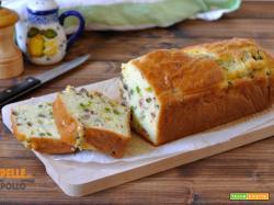 Plumcake salato svuotafrigo