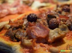 Pizza ai cinquecereali