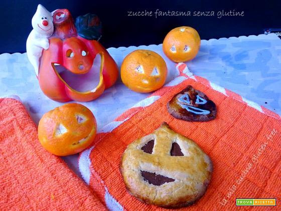 Zucche fantasma senza glutine