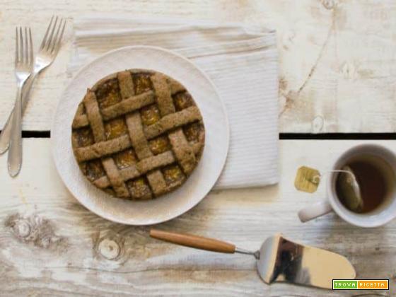 Pasta frolla con farina di canapa