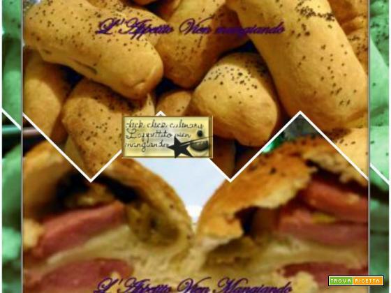 Panini Ripieni Finger Food