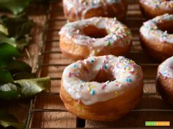 Donuts Glassati