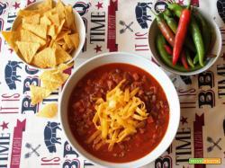 Chili con carne alla messicana