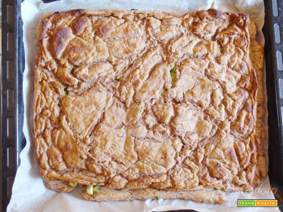 Focaccia farcita gluten-free
