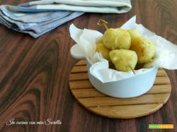 Zeppole salate di pasta cresciuta