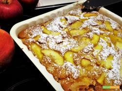 Torta di mele vegana: una sorpresa