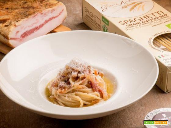 Spaghetti alla gricia: la ricetta laziale per eccellenza!