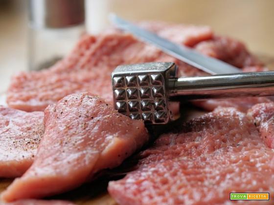 Fettine di vitello dure: come cucinarle