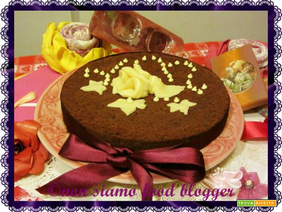 "La Torta ""Pan di Rose"", ovvero la Torta Pan di Stelle fatta in casa"