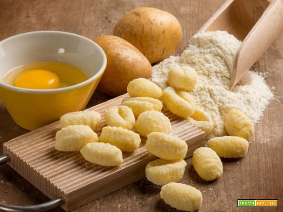 Portiamo in tavola gli gnocchi di patate!