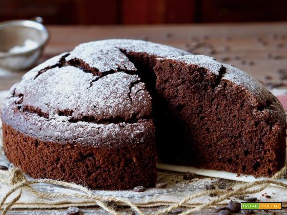 Torta al Cacao Senza Bilancia