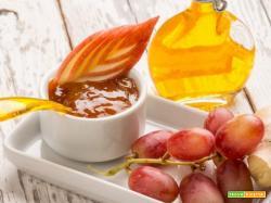 Chutney con mela, uva rossa e zenzero: una gustosa esplosione di colore