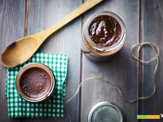 crema di cocco al cacao
