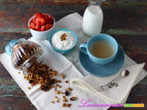 Crunchy per la colazione
