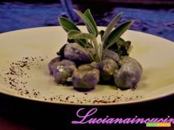 Gnocchi di patate Blu