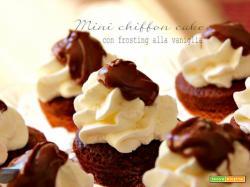 Cupcake al cioccolato ricetta golosissima