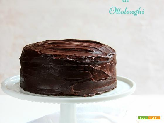 TAKE HOME CHOCOLATE CAKE di OTTOLENGHI