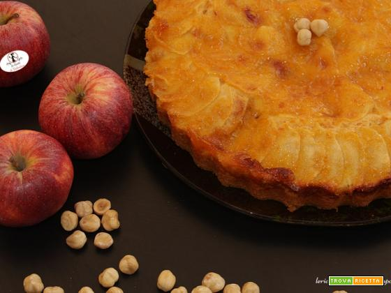 Torta di mele ricca