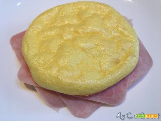 Pane nuvola o pane proteico con Cuisine, i-Companion e XL Moulinex