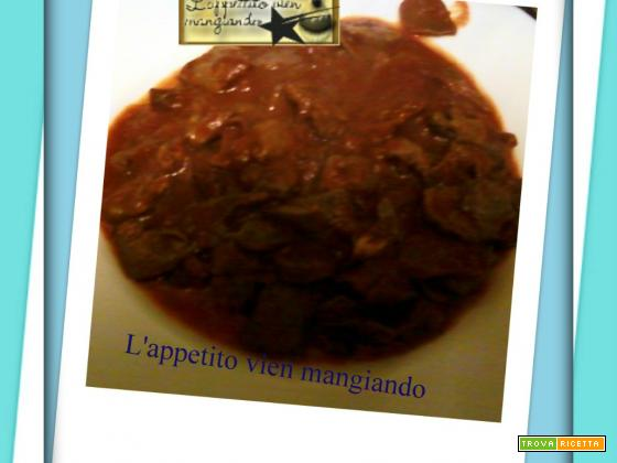 Coratella di Agnello