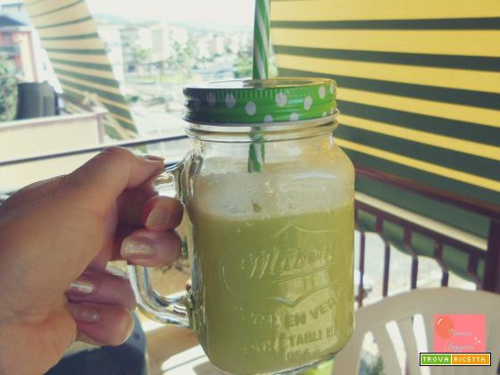 Estratto di succo verde a 5D